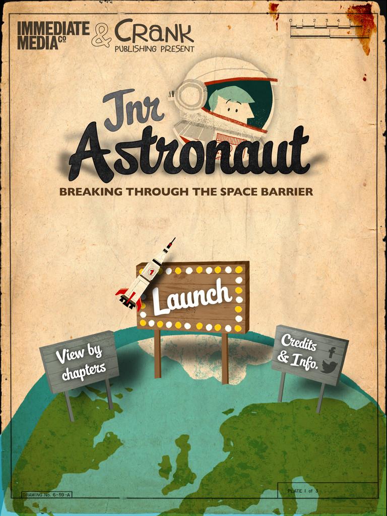 Junior Astronaut - Breaking through the space barrier-1