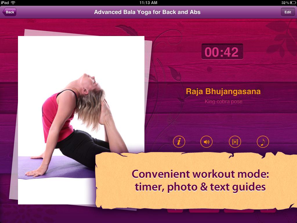 All-in YOGA HD: 300 Poses & Yoga Classes App - 2