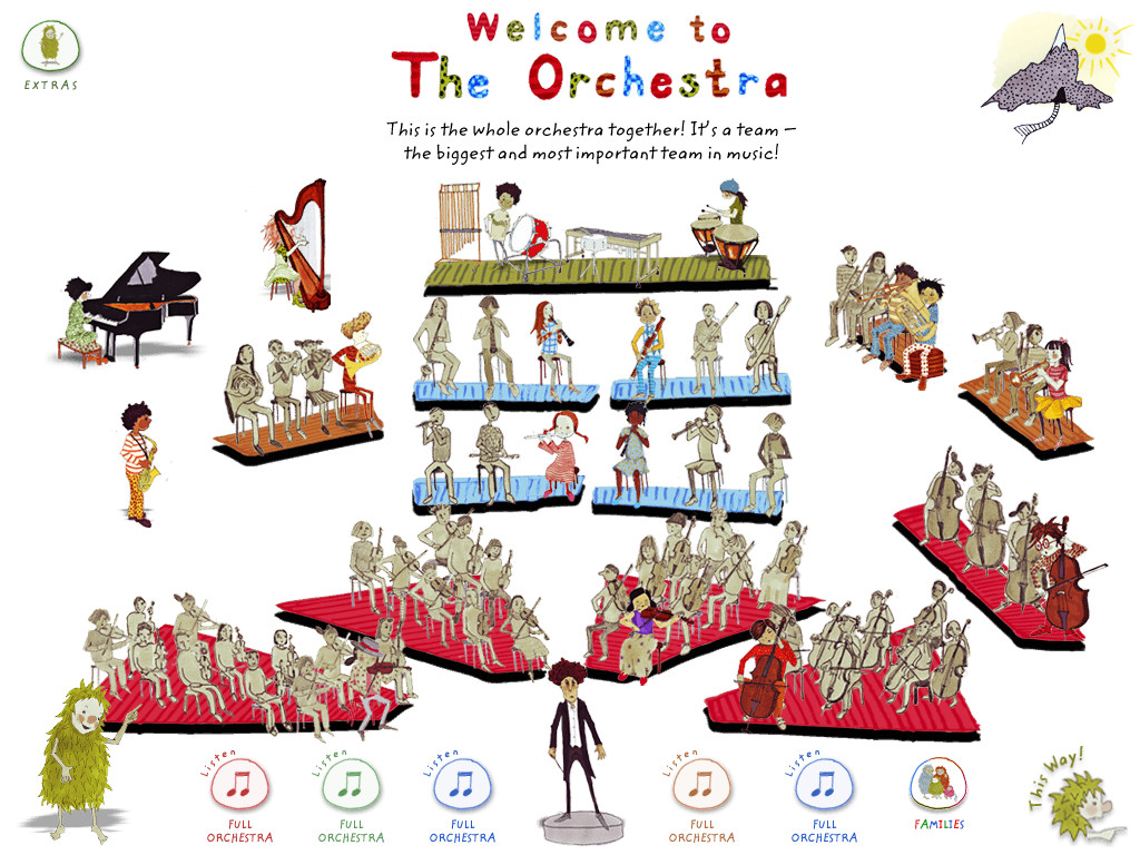 My First Orchestra App HD-1