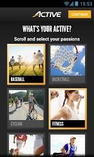 Active App - 1