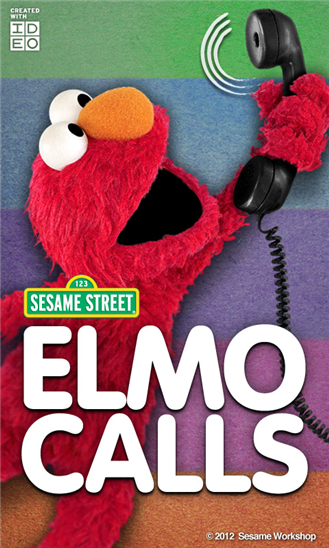 Elmo Calls App - 1