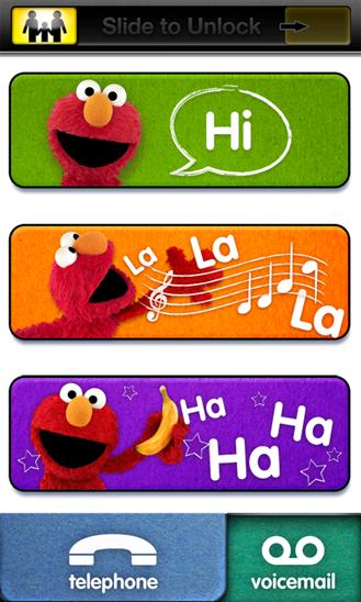 Elmo Calls App - 2