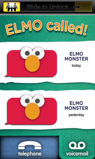 Elmo Calls App - 3