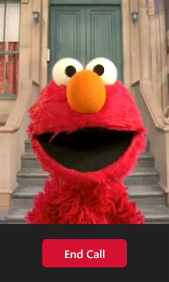 Elmo Calls App - 5