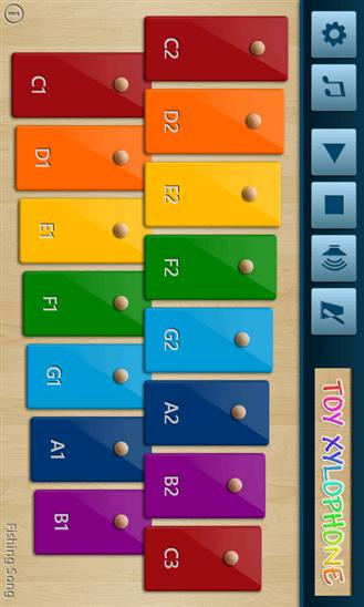 Toy Xylophone-2