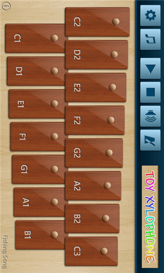 Toy Xylophone-3