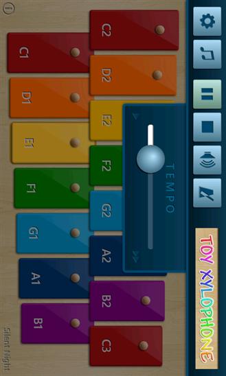 Toy Xylophone-5