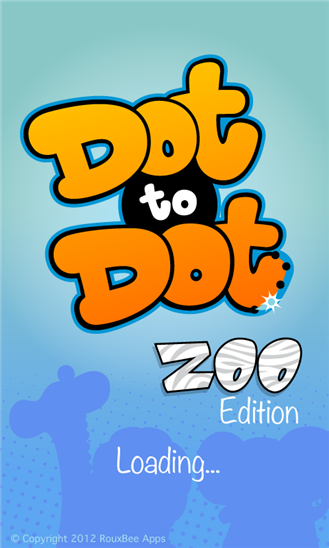 Dot To Dot Zoo-1