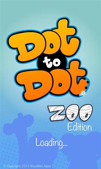 Dot To Dot Zoo-1