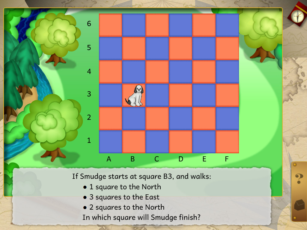 Smudge Numbers and Grids App - 2