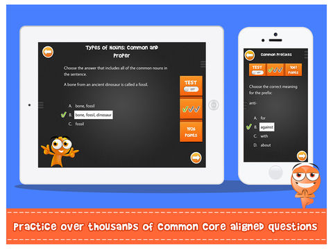 iTooch 6th Grade | Language Arts App - 2