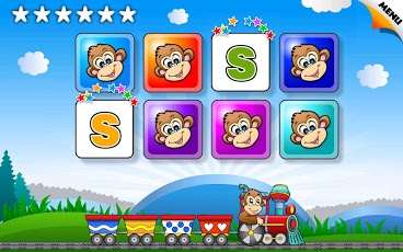 Reading Phonics Train School-3