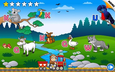 Reading Phonics Train School-8