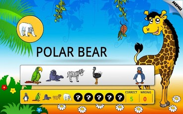 Zoo and Farm Animals for Kids App - 4