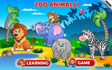 Zoo and Farm Animals for Kids App - 5
