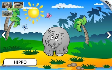 Zoo and Farm Animals for Kids-8