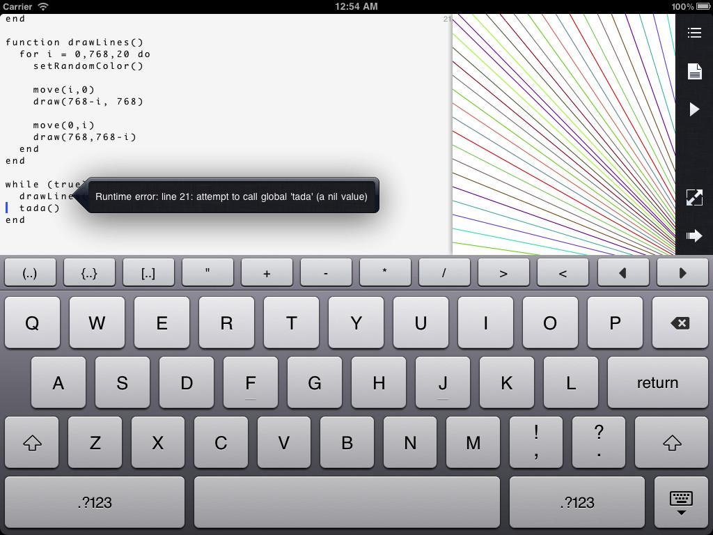 Coders App - 1