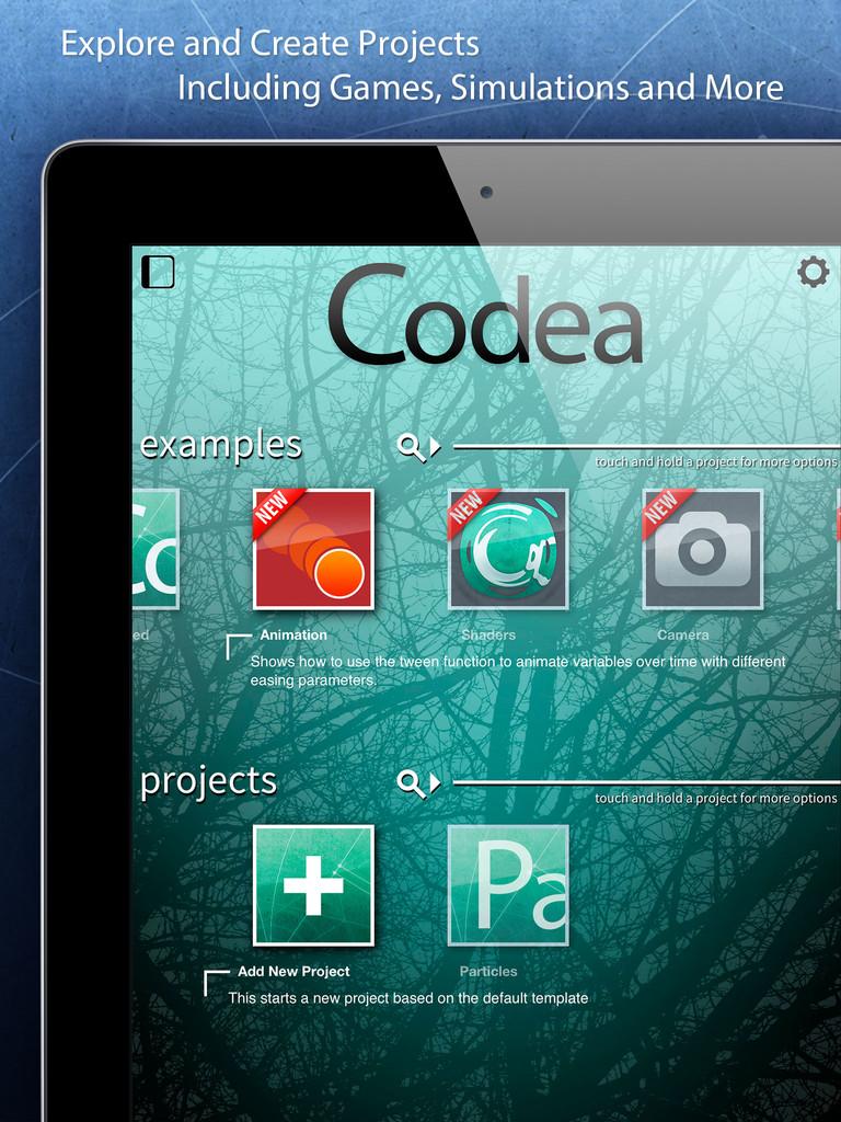Codea App - 1