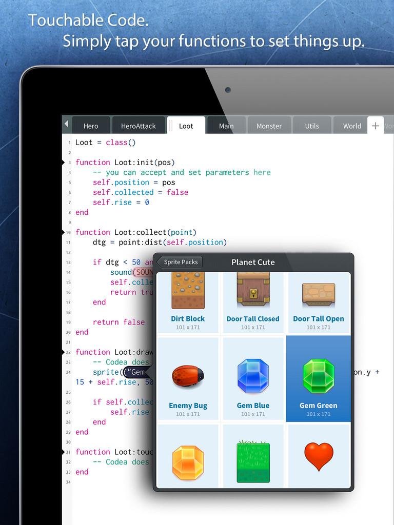 Codea App - 3