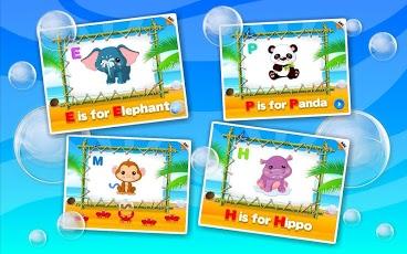 Kids Alphabet Aquarium School-7