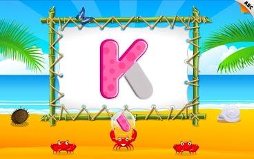 Kids Alphabet Aquarium School-8