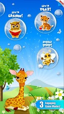Bubbles School for Toddlers App - 3