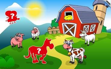 Kids Animal Preschool Puzzle-1