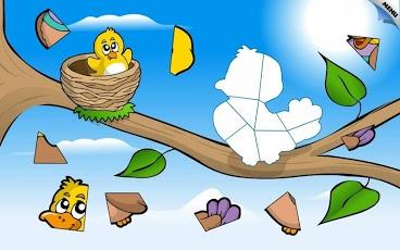 Kids Animal Preschool Puzzle-4