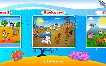 Kids Animal Preschool Puzzle-7