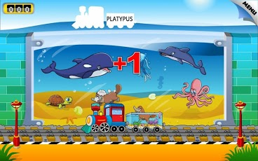 Kids Animal Train - First Word-6