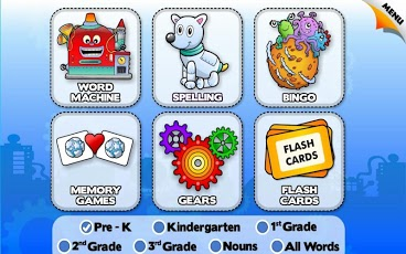 Sight Words Games & Flashcards-1