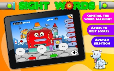 Sight Words Games & Flashcards App - 2