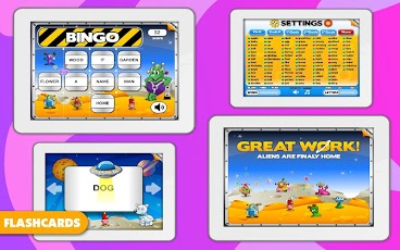 Sight Words Games & Flashcards App - 3