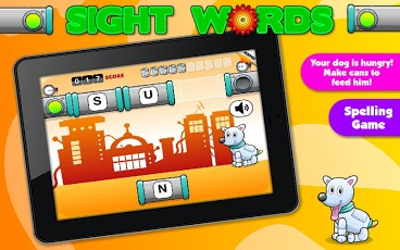 Sight Words Games & Flashcards-5