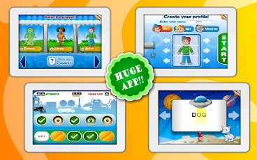 Sight Words Games & Flashcards App - 6
