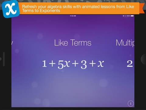 Algebra Touch-1