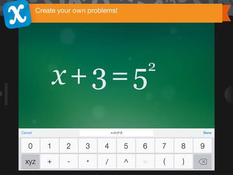 Algebra Touch-4
