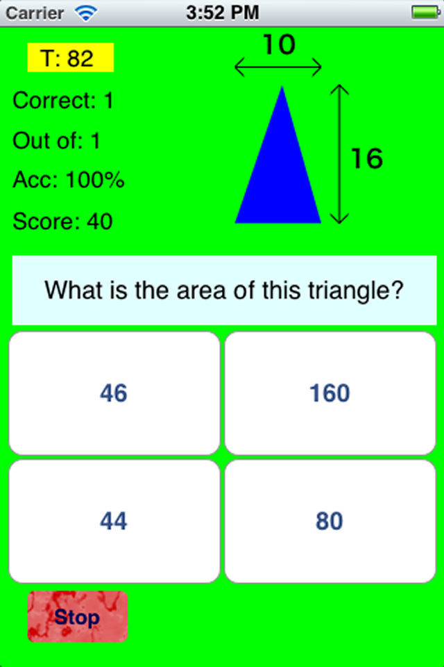 KS3 Maths Bash App - 1