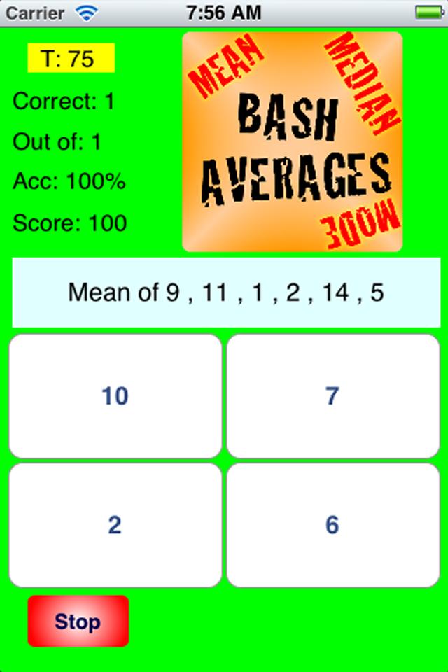 KS3 Maths Bash-4