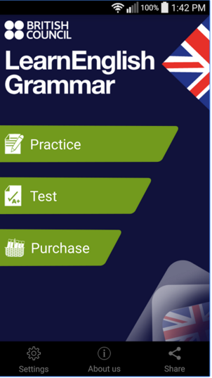 LearnEnglish Grammar App - 1