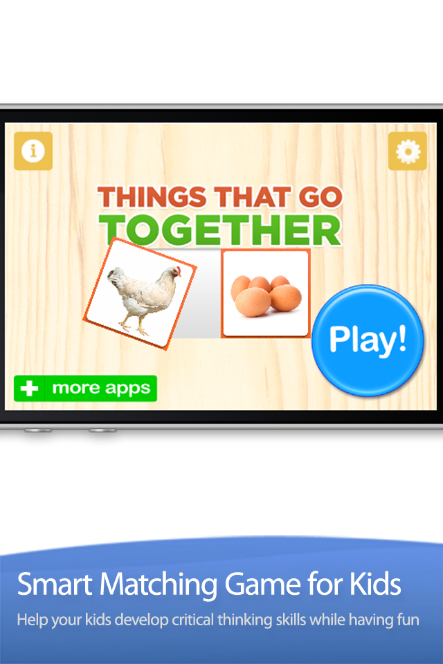 Things That Go Together App - 1