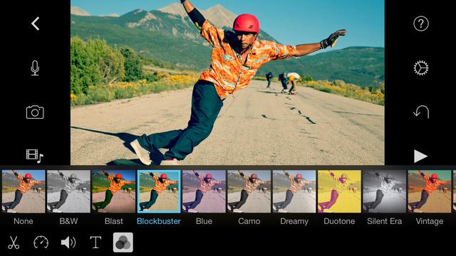 iMovie App - 1