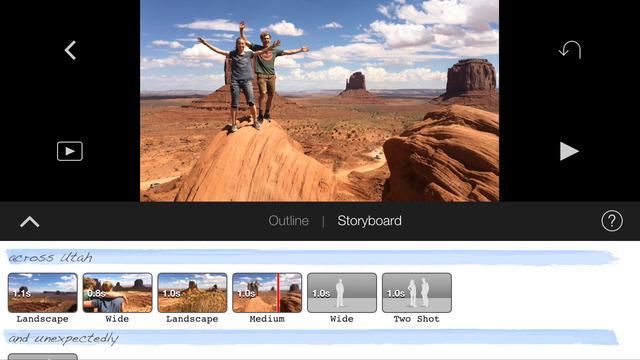 iMovie App - 3