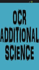 GCSE Additional Science App - 1