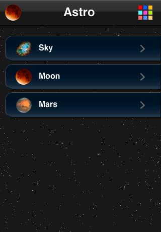 Astro App App - 2
