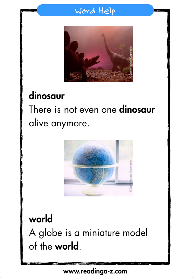 Discovering Dinosaurs - LAZ Reader [Level I–first grade]-3