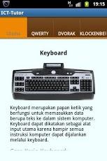 ICT-Tutor App - 3