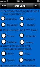 GCSE ICT revision App - 5