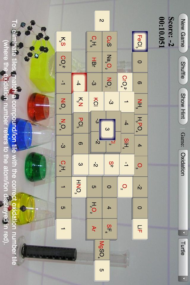 Mahjong Chem App - 1