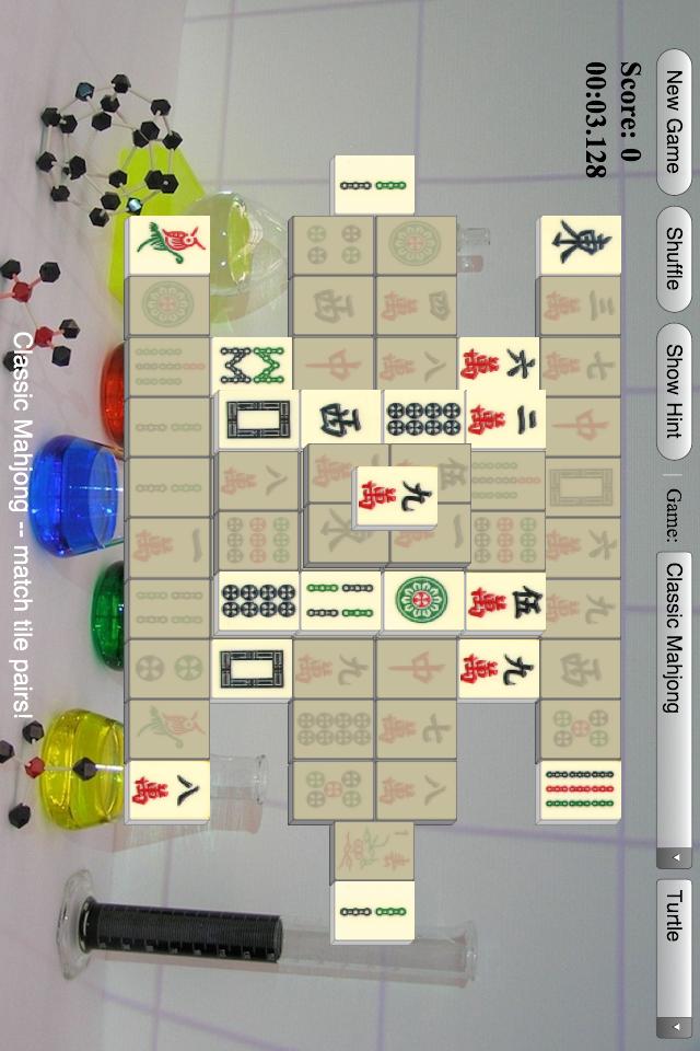 Mahjong Chem App - 2